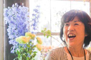 JOY笑顔あふれる中村淳子の写真